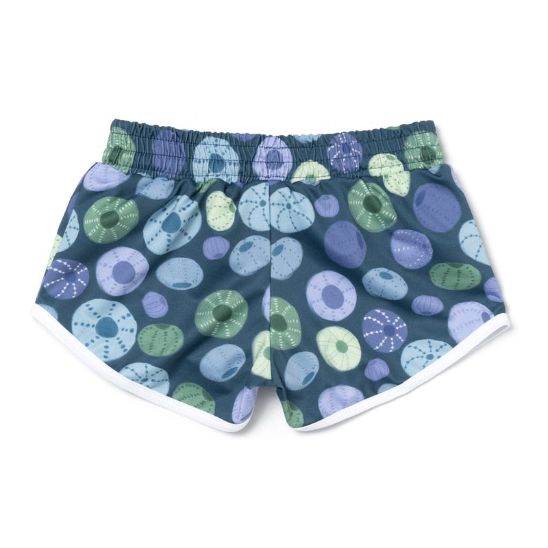Sea Urchins Drawstring Trunks