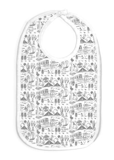 Boston Baby Bib