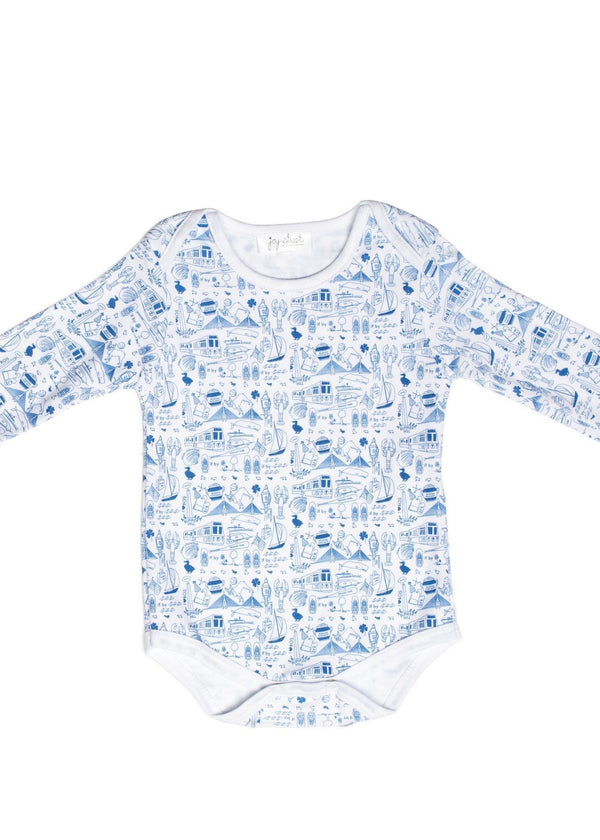 Boston Long Sleeve Body Suit-Joy Street Kids-For Now