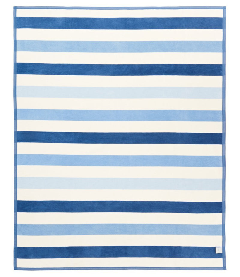 Brant Point Blues Blanket-ChappyWrap-For Now