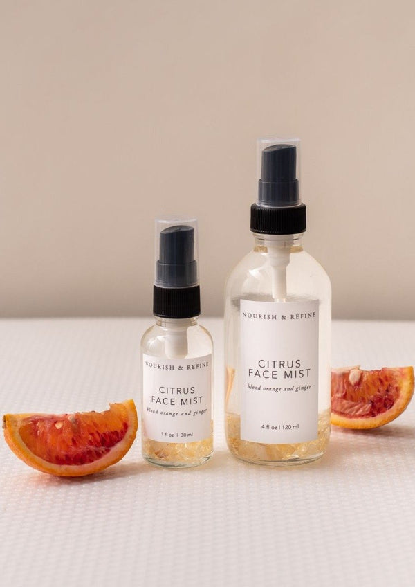 Citrus Face Mist-Nourish & Refine-For Now