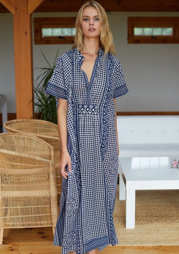 Emerson Long Caftan-Emerson Fry-For Now