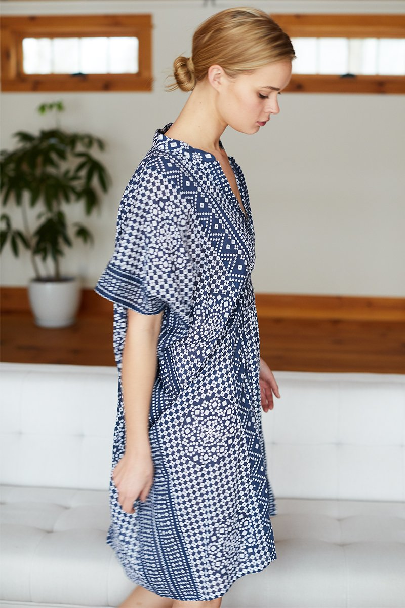 Emerson Short Caftan-Emerson Fry-For Now