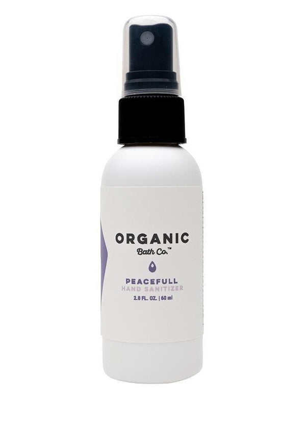 Hand Sanitizer-Organic Bath Co.-For Now