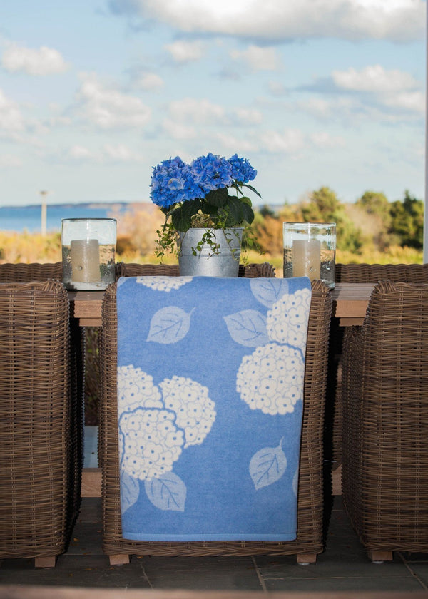 Hydrangea Blanket-ChappyWrap-For Now