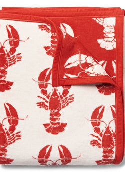 Lobster Shack Blanket-ChappyWrap-For Now