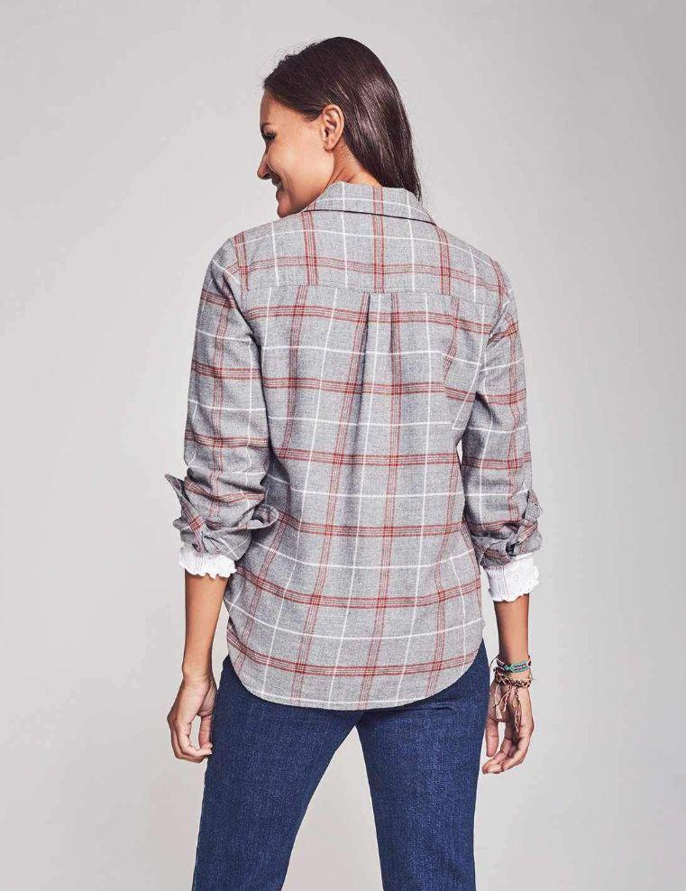 Malibu Shirt-Faherty-For Now