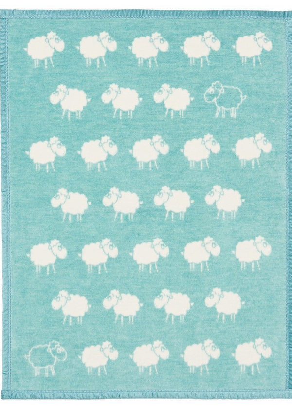 Mini Counting Sheep Blanket-ChappyWrap-For Now