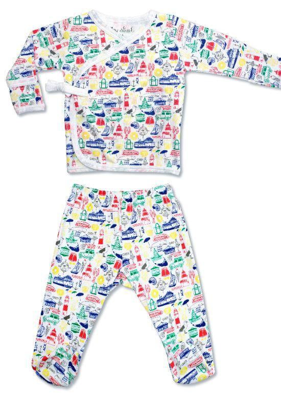 Nantucket Layette Set-Joy Street Kids-For Now