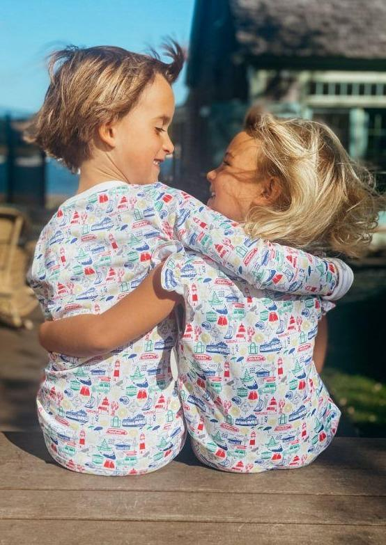 Nantucket Pajamas-Joy Street Kids-For Now