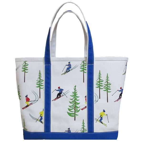 Ski Resort Tote-Crab & Cleek-For Now
