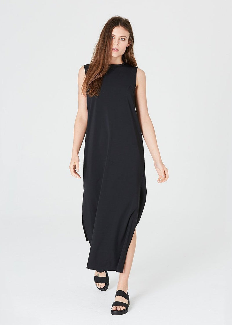 The Column Maxi Dress-Zanni-For Now