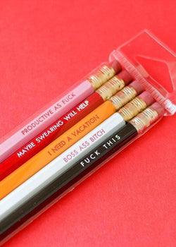 Variety Pencil Pack-M.C. Pressure-For Now
