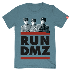 Run DMZ Premium T-Shirt