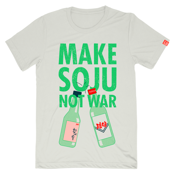 Make Soju Not War Premium T-Shirt