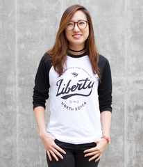 Liberty Baseball T-shirt