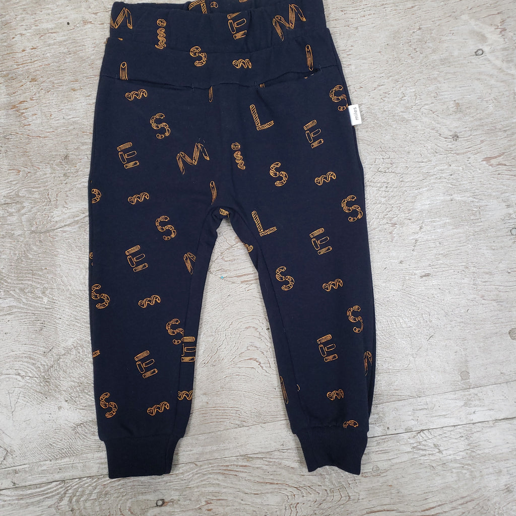 Boys navy sweatpant