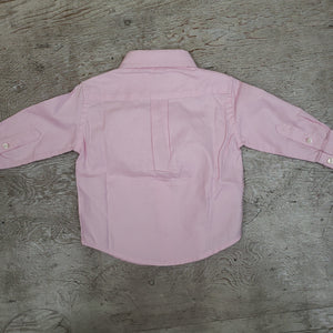 Baby Boy Pink Dress Shirt