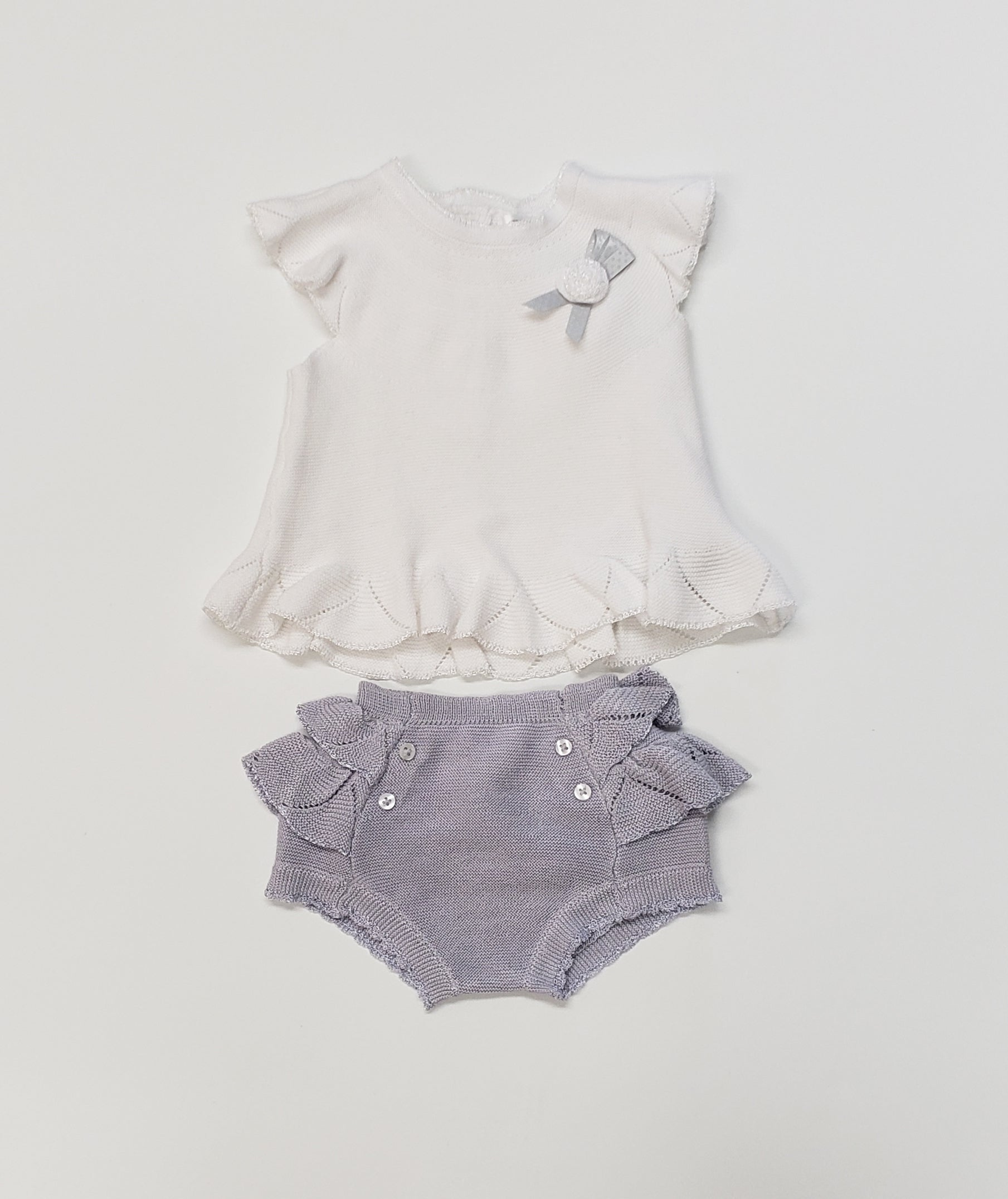 Mayoral baby girls set