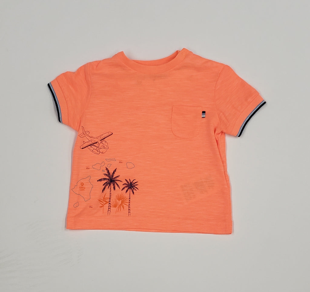 Baby Boy and Toddler Tee