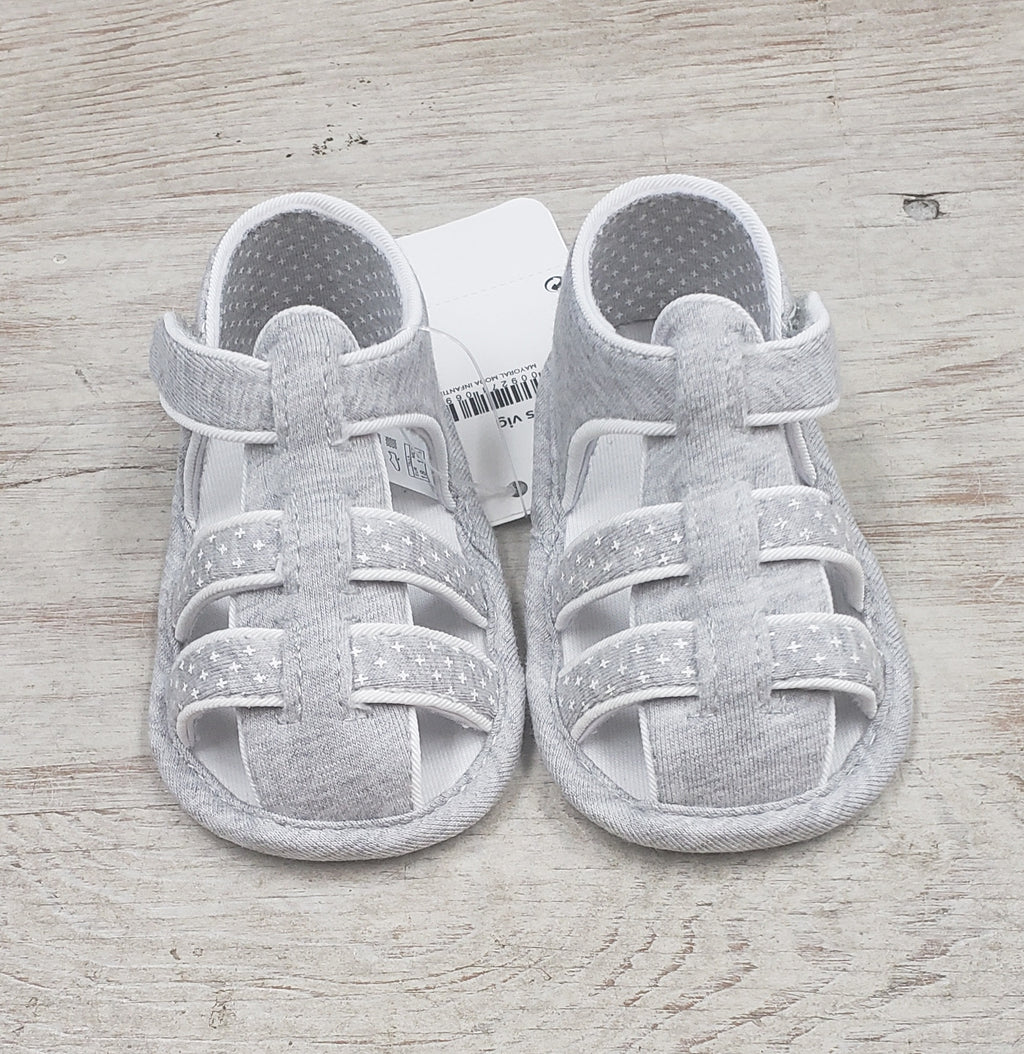 Baby Boys soft sole shoe