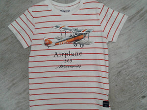 All cotton Airplane Tshirt