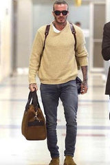 Tips to pack for a weekend getaway David Beckham
