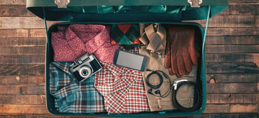 Tips for packing for a weekend trip