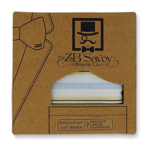 The Barbados Pocket Square