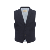 Three Piece Suit in Navy