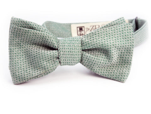 The Emerald Bow Tie