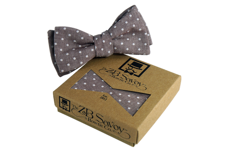The Tom Collins Bow Tie