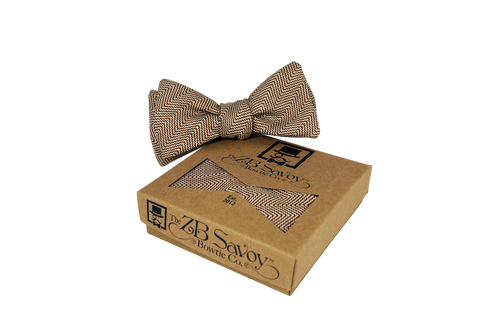 The Moscow Mule Bow Tie