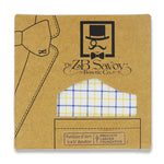 The French Riviera Pocket Square