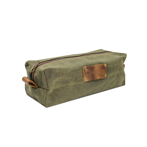 Dopp Kit in Green