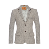 Three Piece Suit in Heather