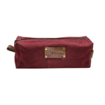 Dopp Kit in Burgundy