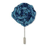 The Santorini Lapel Flower