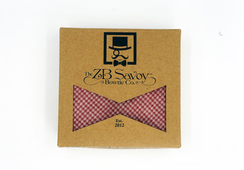 The Ruby Bow Tie