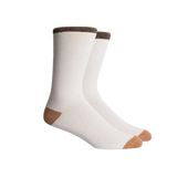 Tanner Sock in White