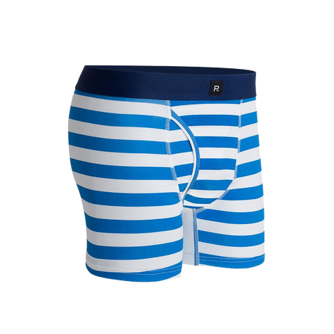 Theo Boxer Brief in Blue