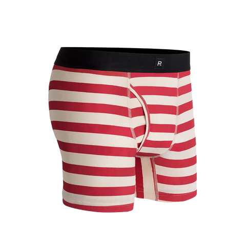 Theo Boxer Brief in Red
