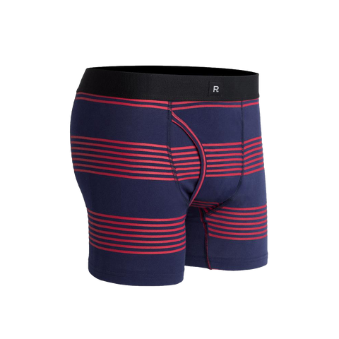 Thurston Boxer Brief in Navy