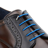Wingman No Tie Shoelaces - BLUE