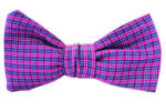 The Kesey in Purple Bow Tie