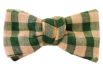 The Steinbeck Malachite Bow Tie