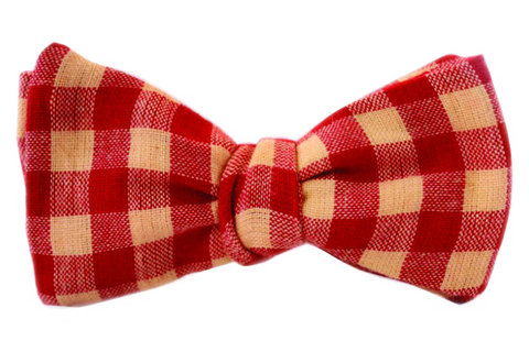 The Steinbeck Bullseye Bow Tie
