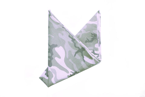 The Army Pocket Square