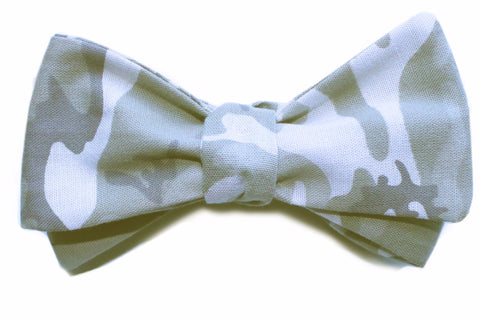 The Green Army Bow Tie