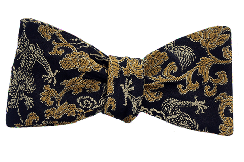 The Genghis Khan Bow Tie